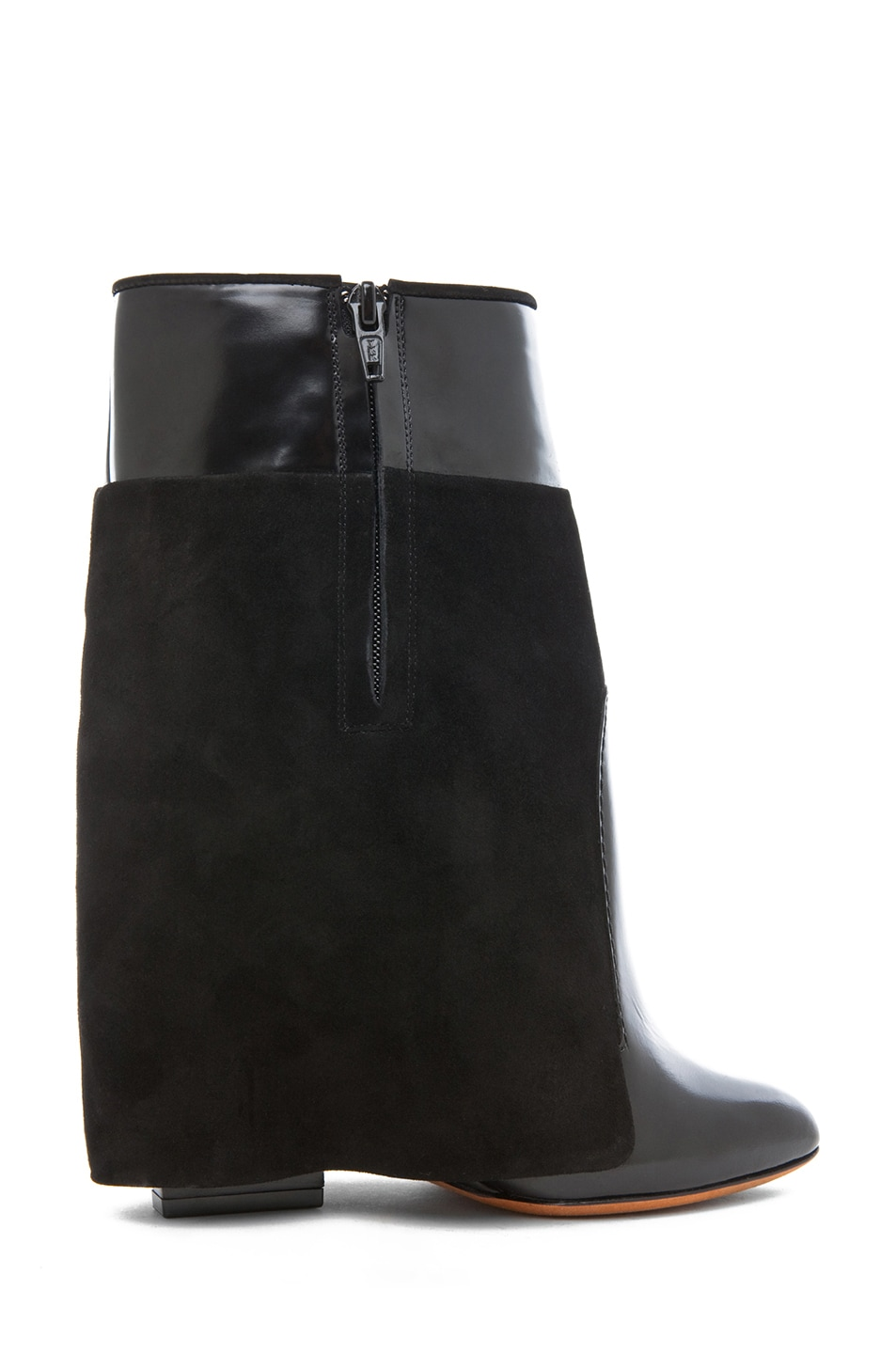 Image 5 of GIVENCHY Podium Bootie in Black