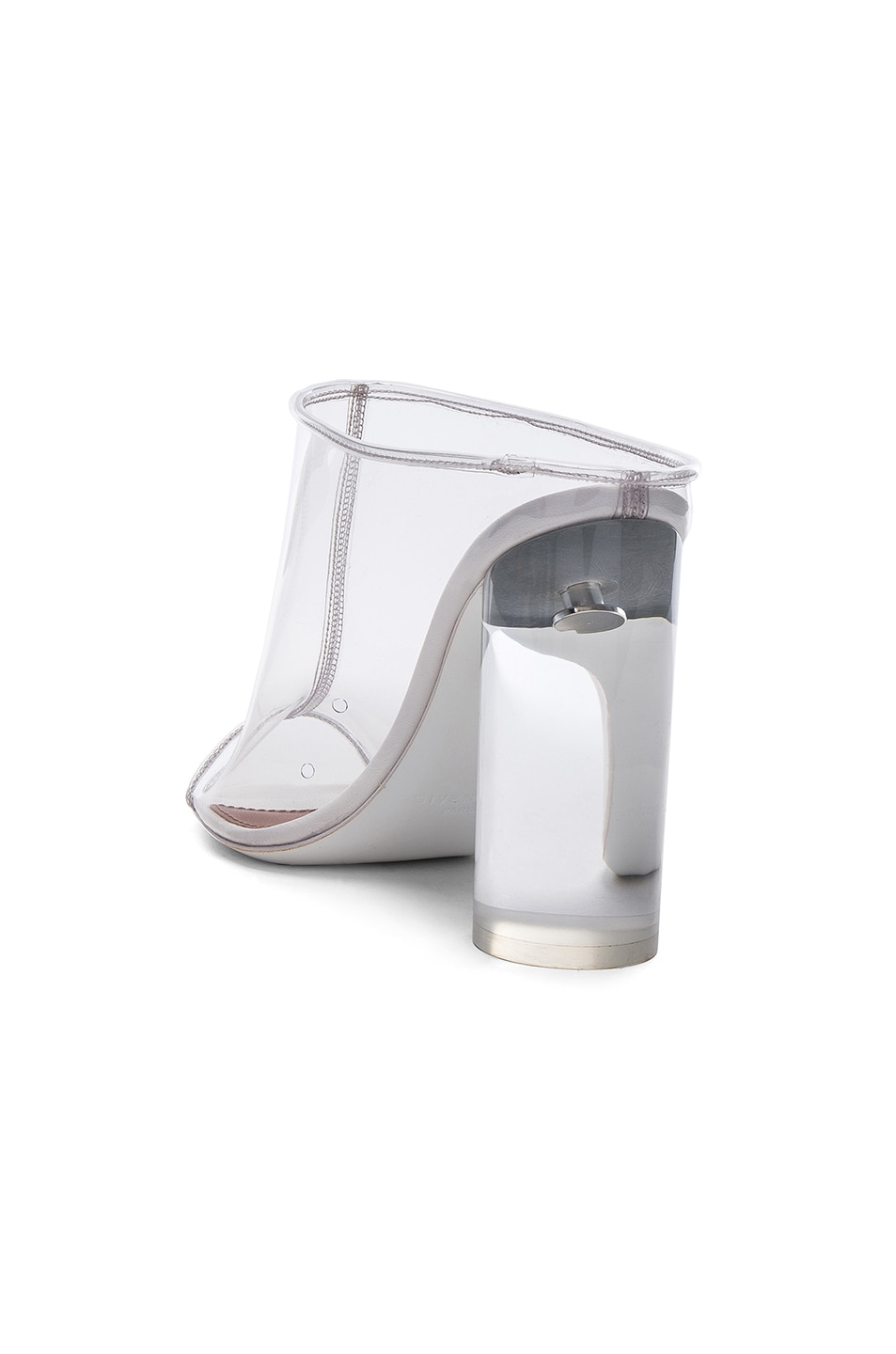 f2ca87d65b5 Image 3 of Givenchy PVC Mules in Clear