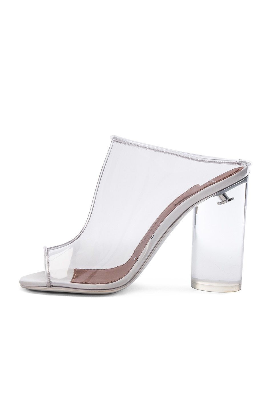 0ac9d2e7e79 Image 5 of Givenchy PVC Mules in Clear