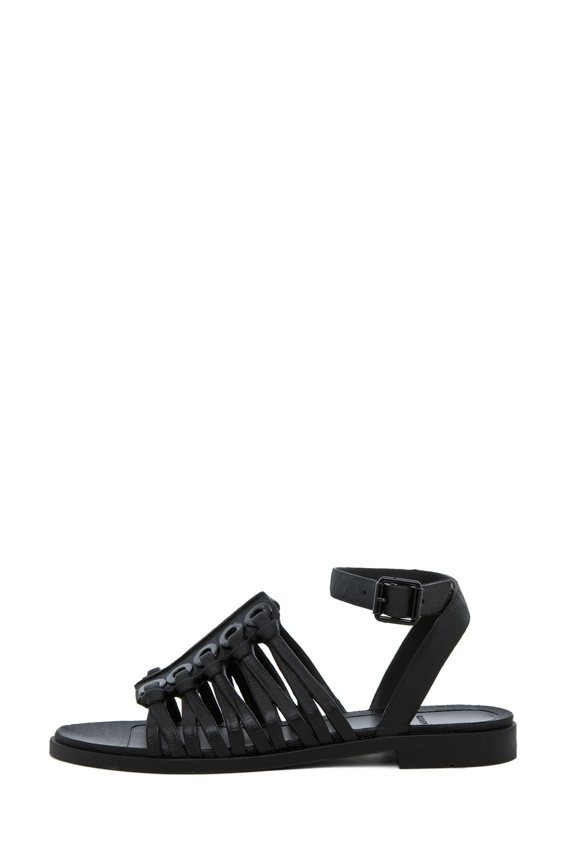 Image 1 of GIVENCHY Gladiator Sandal in Black