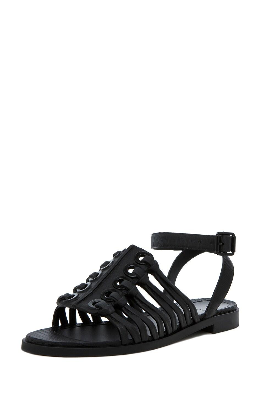 Image 2 of GIVENCHY Gladiator Sandal in Black