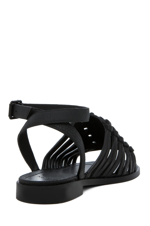 Image 3 of GIVENCHY Gladiator Sandal in Black