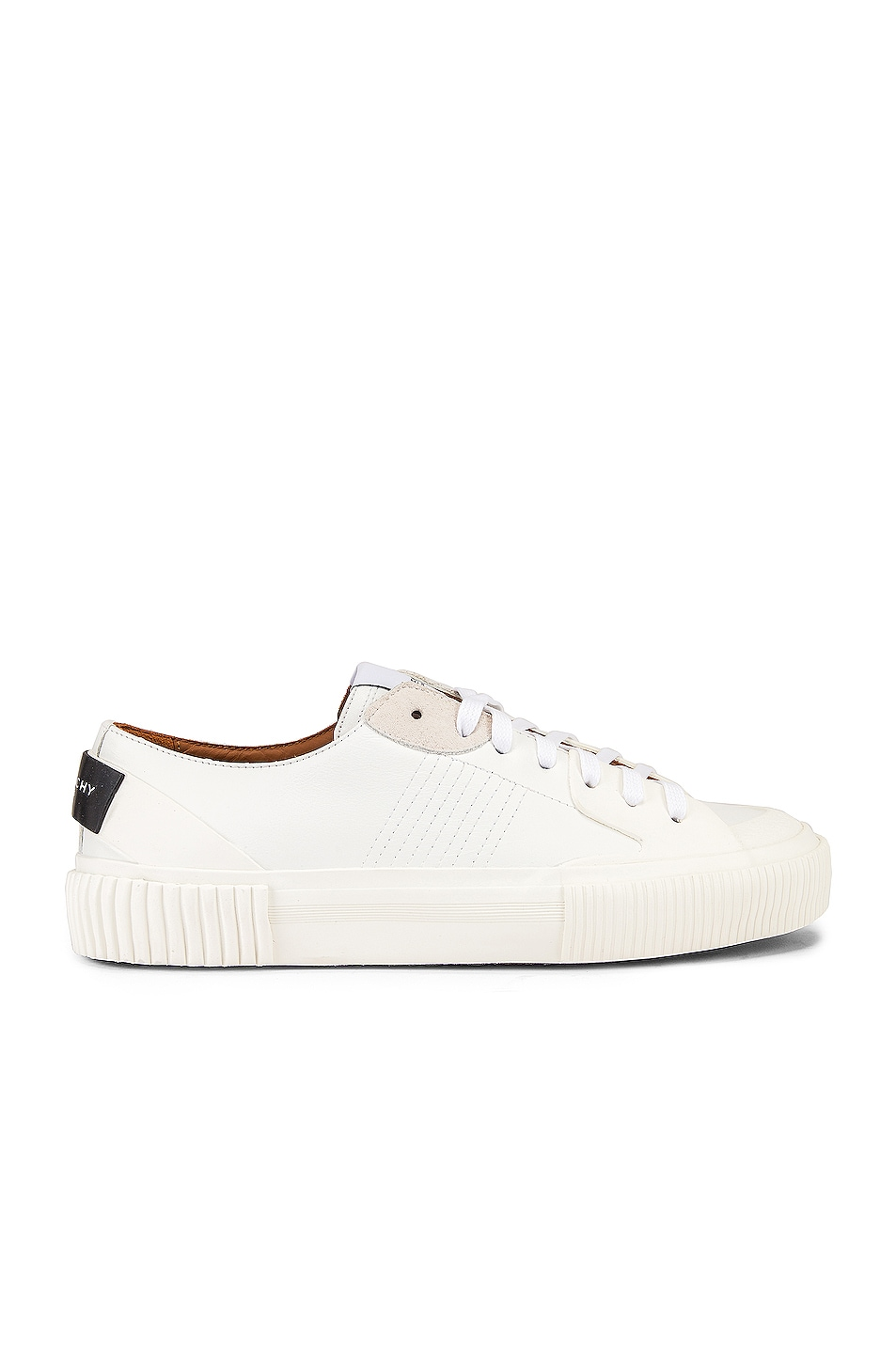 Image 1 of Givenchy Tennis Light Low Sneakers in White