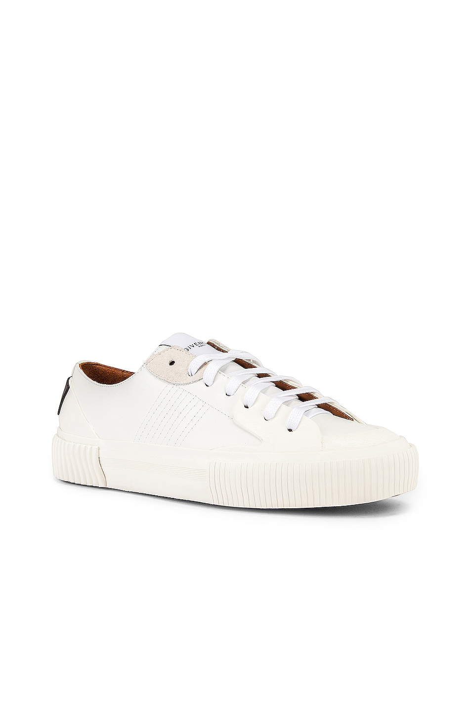 Image 2 of Givenchy Tennis Light Low Sneakers in White