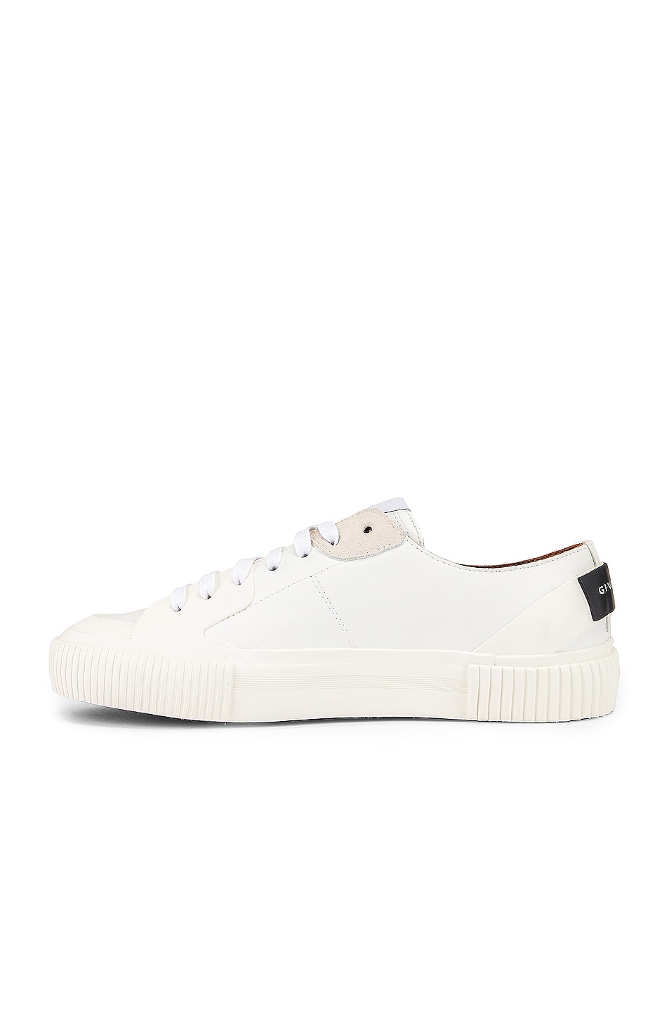 Image 5 of Givenchy Tennis Light Low Sneakers in White