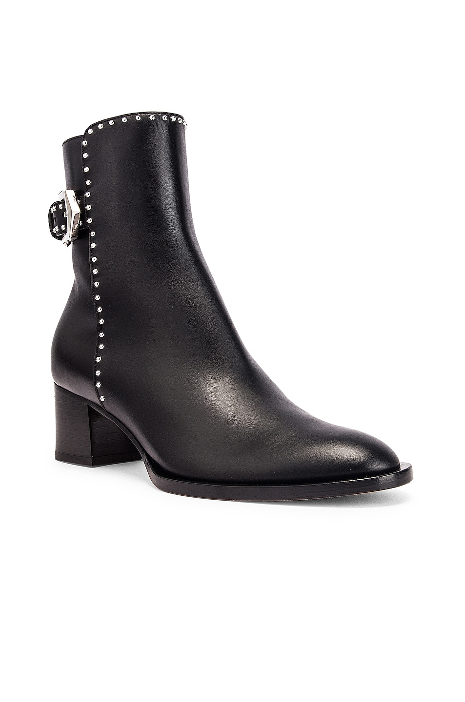Image 2 of Givenchy Elegant Studs Ankle Boots in Black