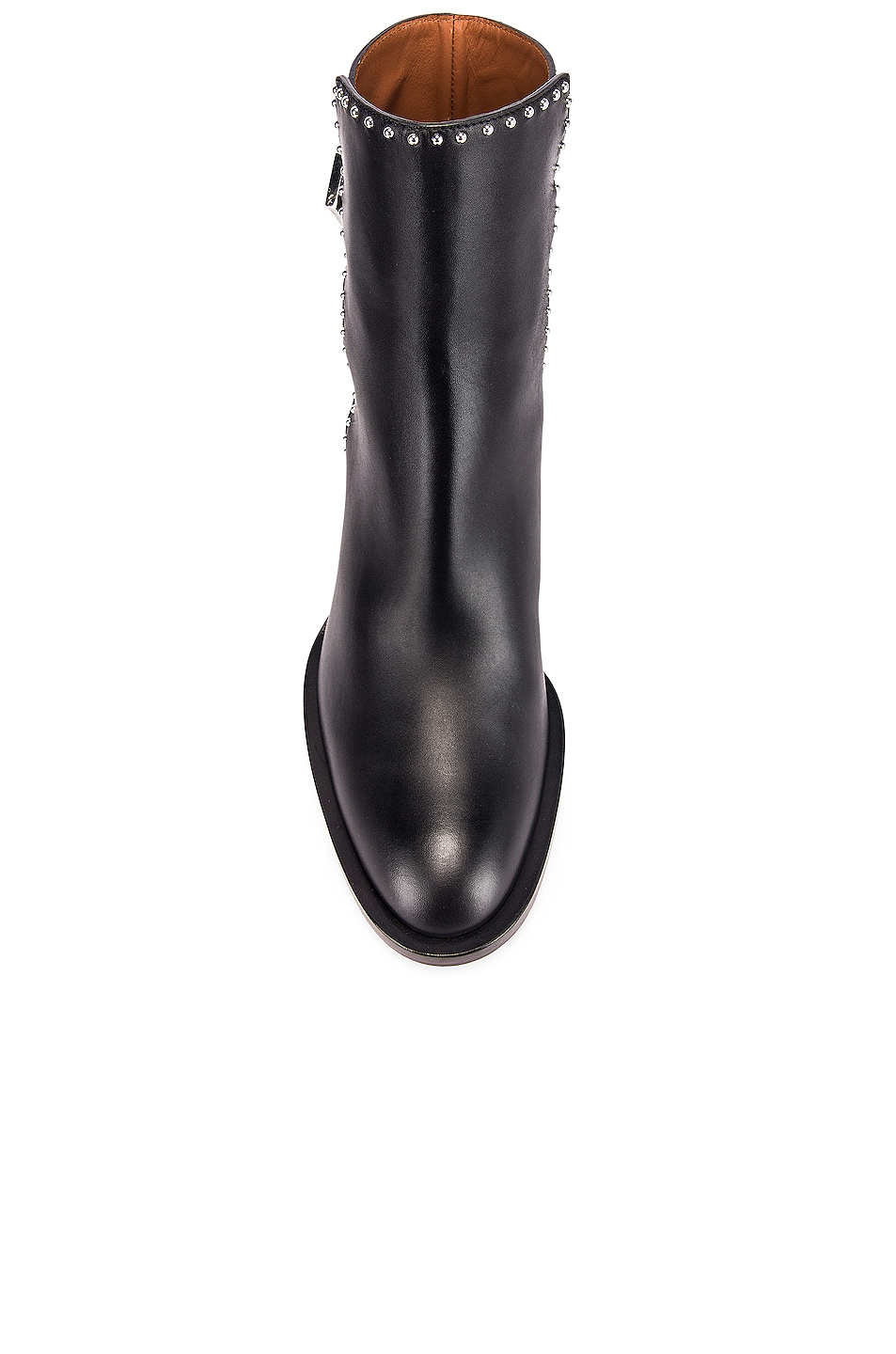 Image 4 of Givenchy Elegant Studs Ankle Boots in Black