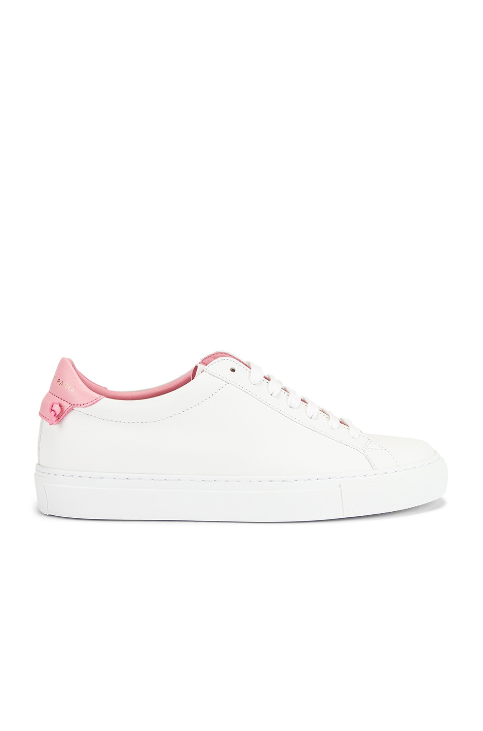 Image 1 of Givenchy Urban Street Low Sneaker in Bubble Gum