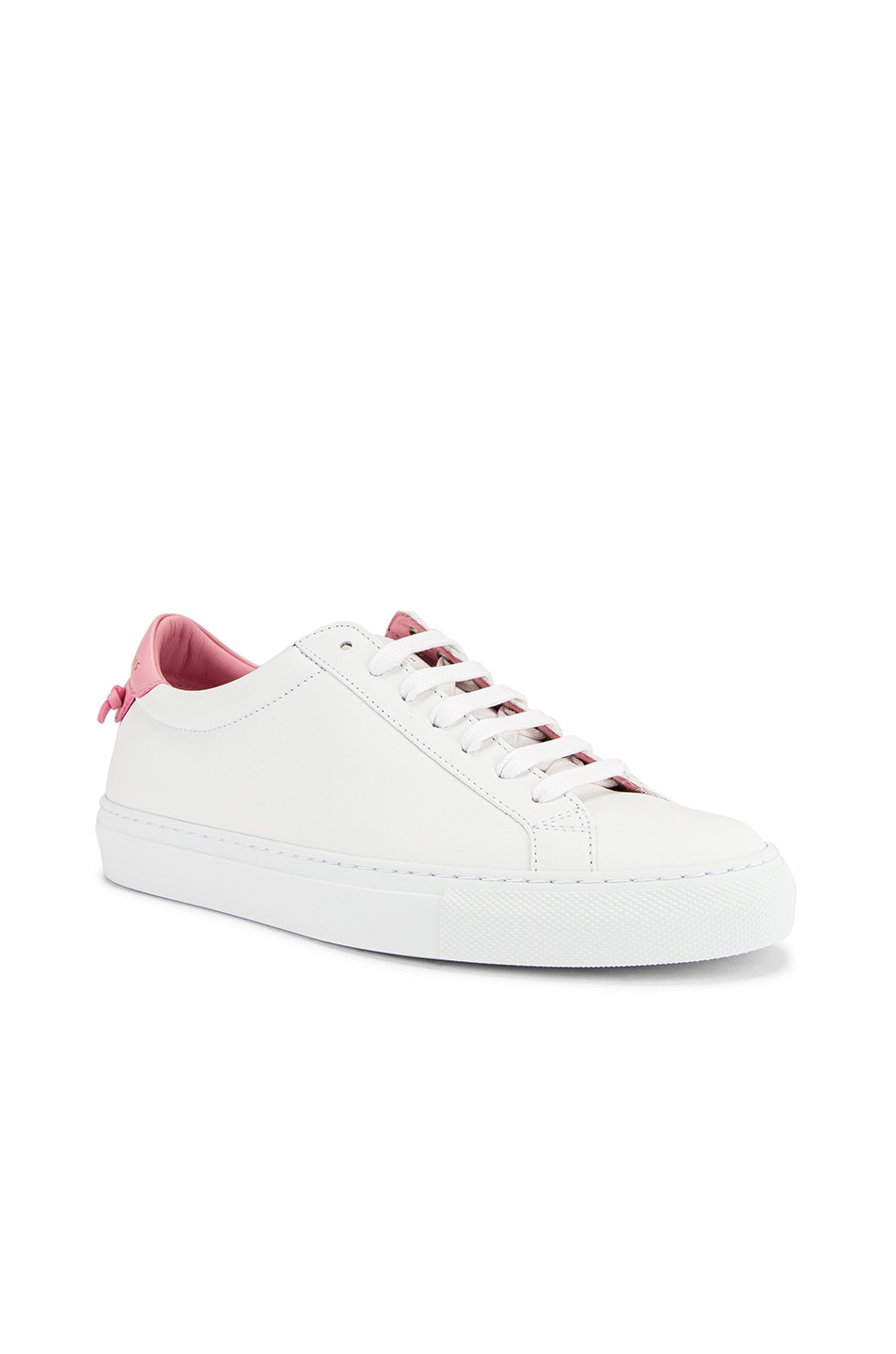 Image 2 of Givenchy Urban Street Low Sneaker in Bubble Gum