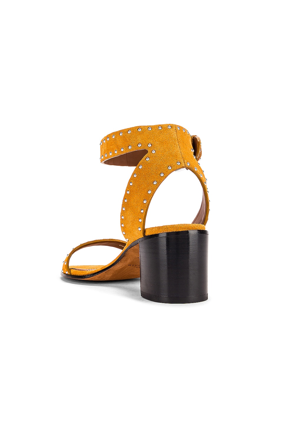 Image 3 of Givenchy Elegant Stud Sandals in Sienna