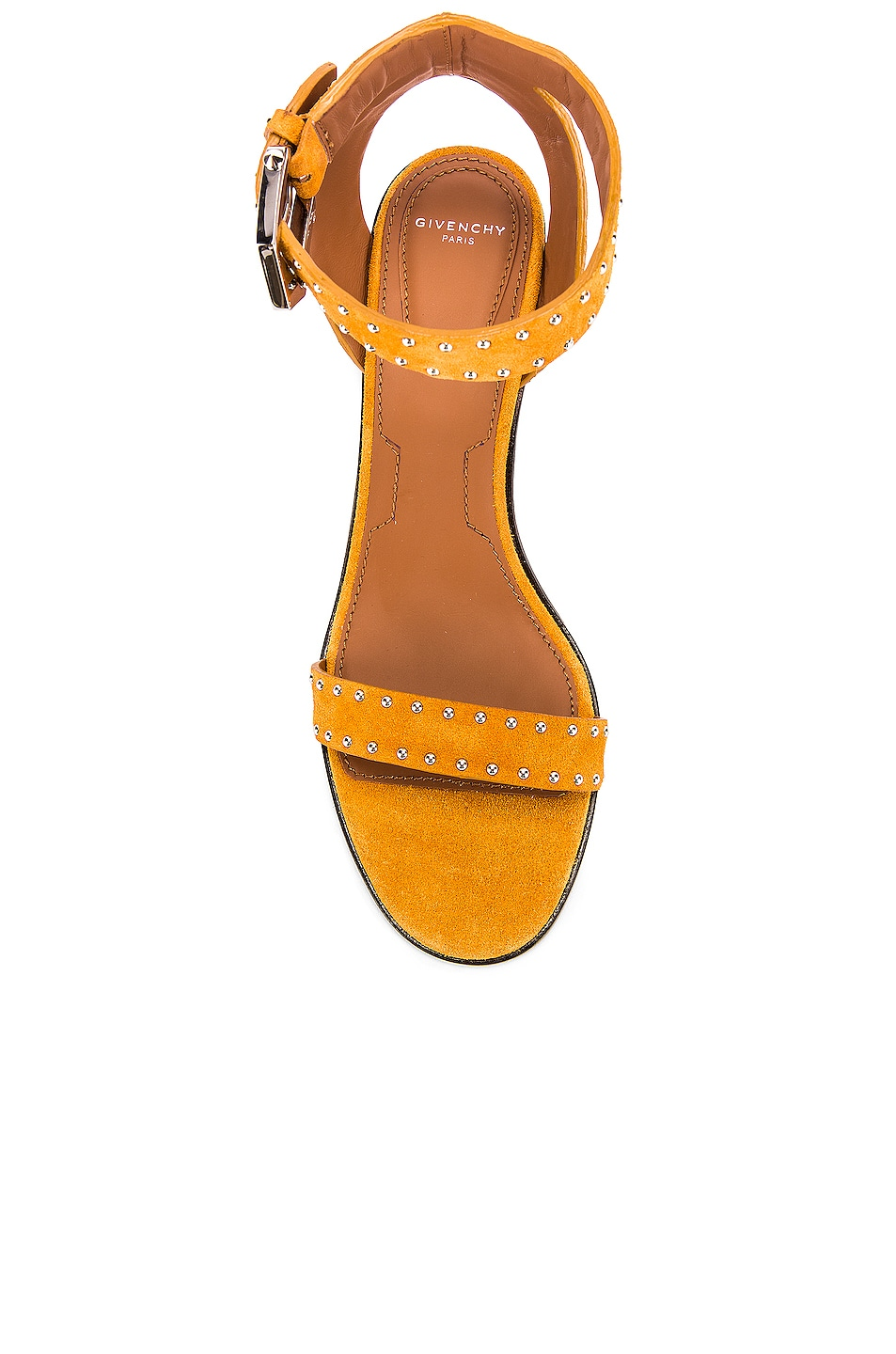 Image 4 of Givenchy Elegant Stud Sandals in Sienna