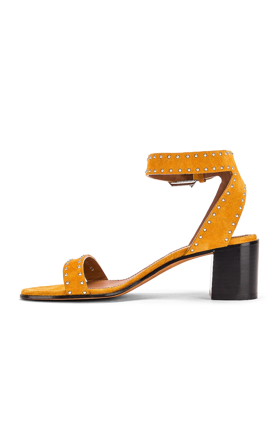 Image 5 of Givenchy Elegant Stud Sandals in Sienna