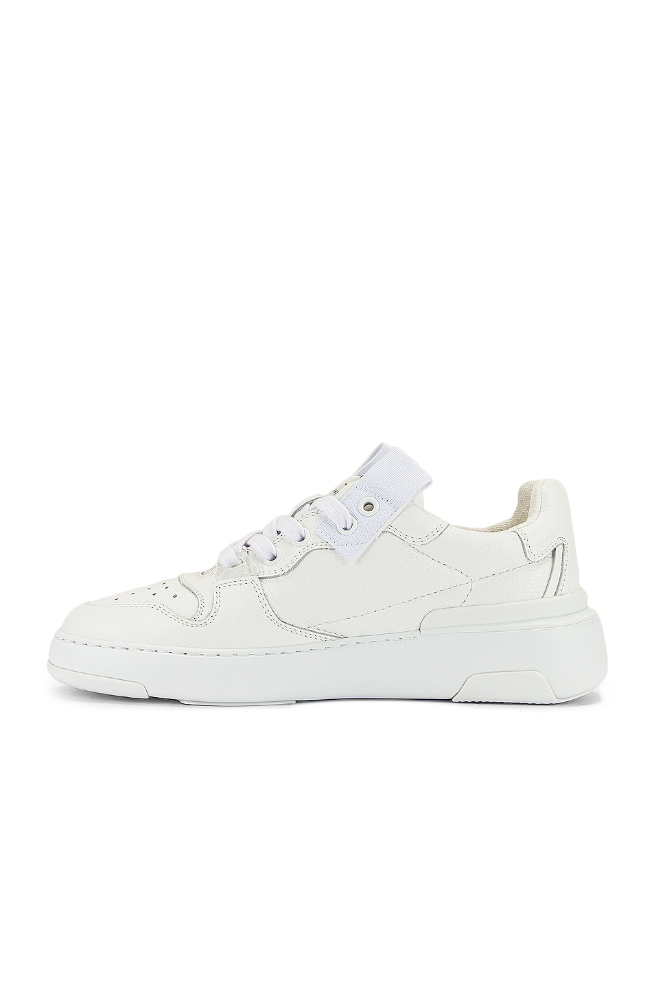 Image 5 of Givenchy Wing Low Top Sneakers in White