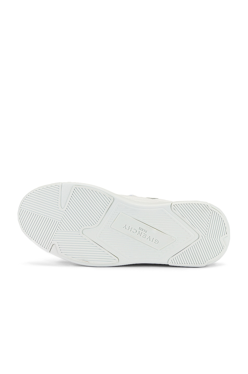 Image 6 of Givenchy Wing Low Top Sneakers in White