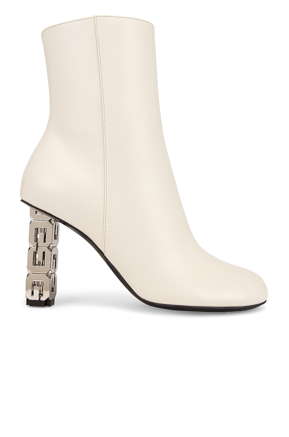 Image 1 of Givenchy G Cube Boots in Ivory