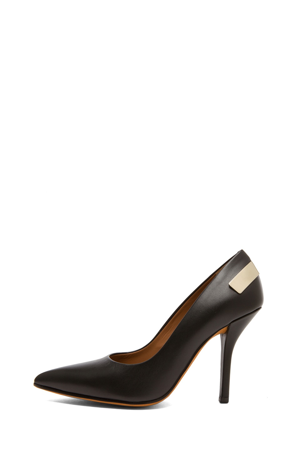Image 1 of Givenchy Calfskin Leather Pumps in Black