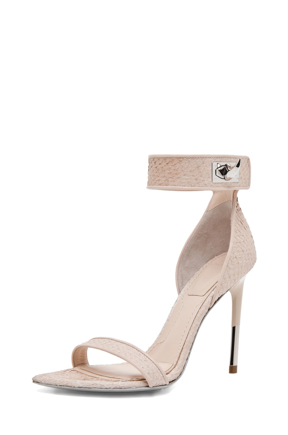 Image 2 of Givenchy Guerra Heel in Salmon Powder