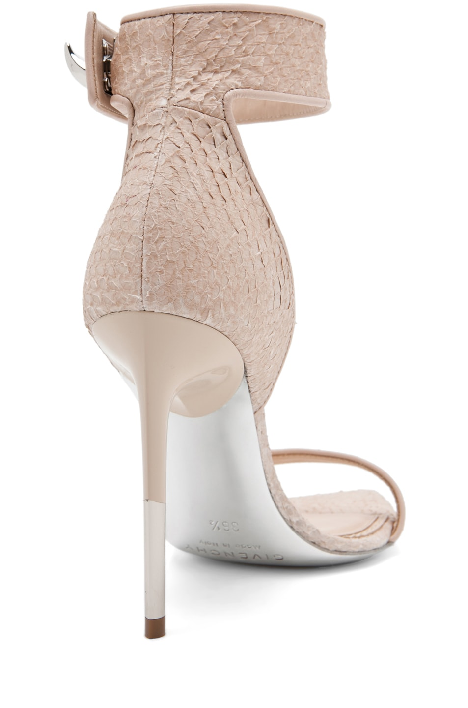 Image 3 of GIVENCHY Guerra Heel in Salmon Powder