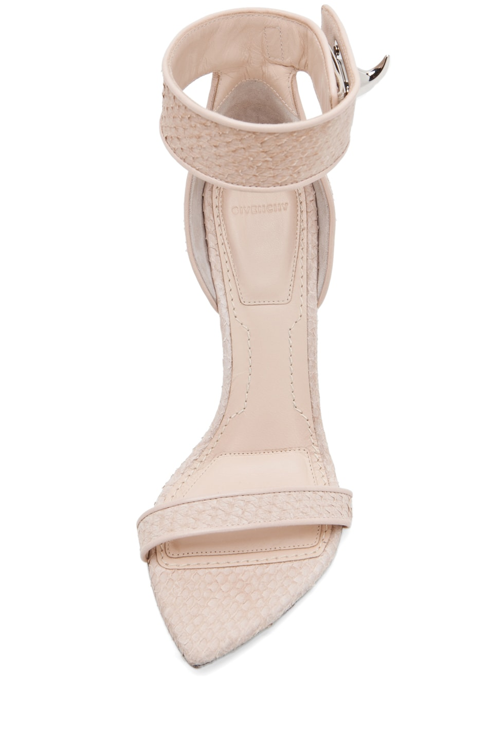 Image 4 of GIVENCHY Guerra Heel in Salmon Powder
