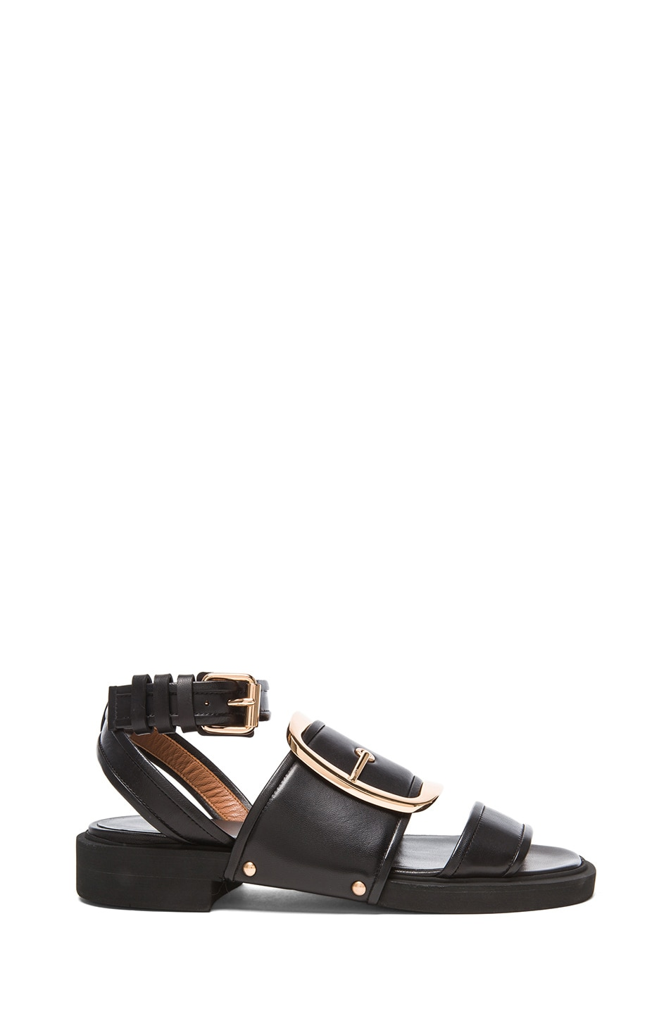 Give a Buckle Sandal free shipping pay with paypal cheap low cost K69iBJko