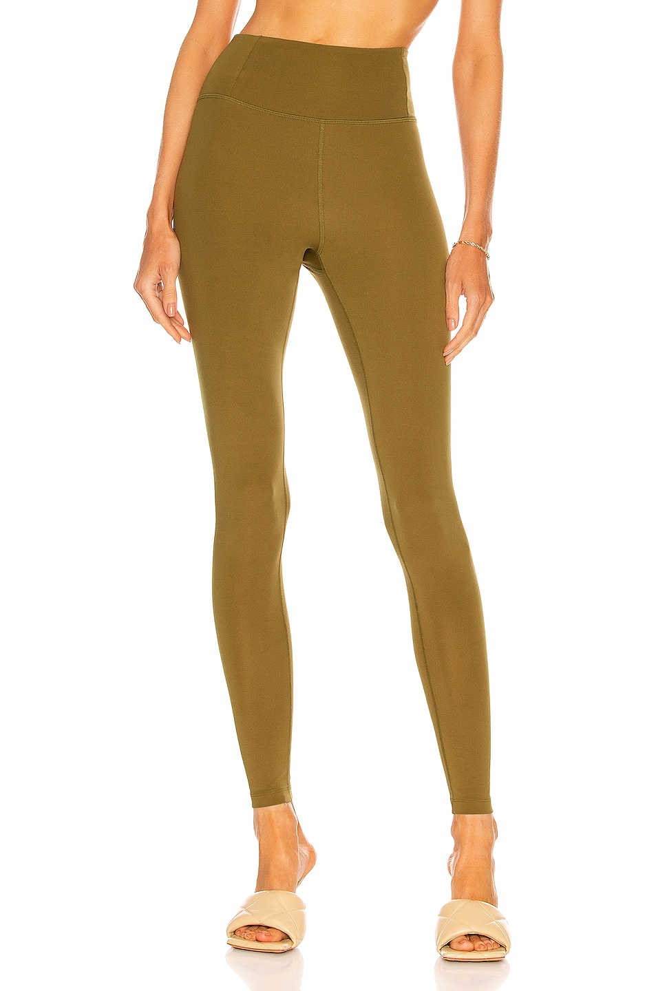 Image 1 of Girlfriend Collective Float Seamless High Rise Legging in Fern