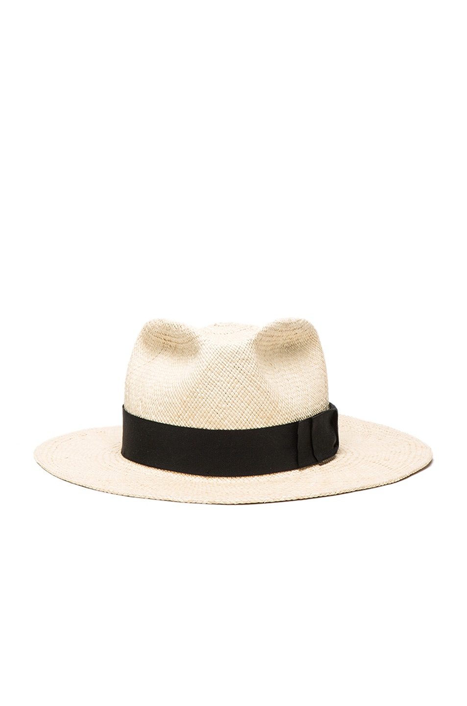 Image 1 of Gladys Tamez Millinery The Kennedy Hat in Natural