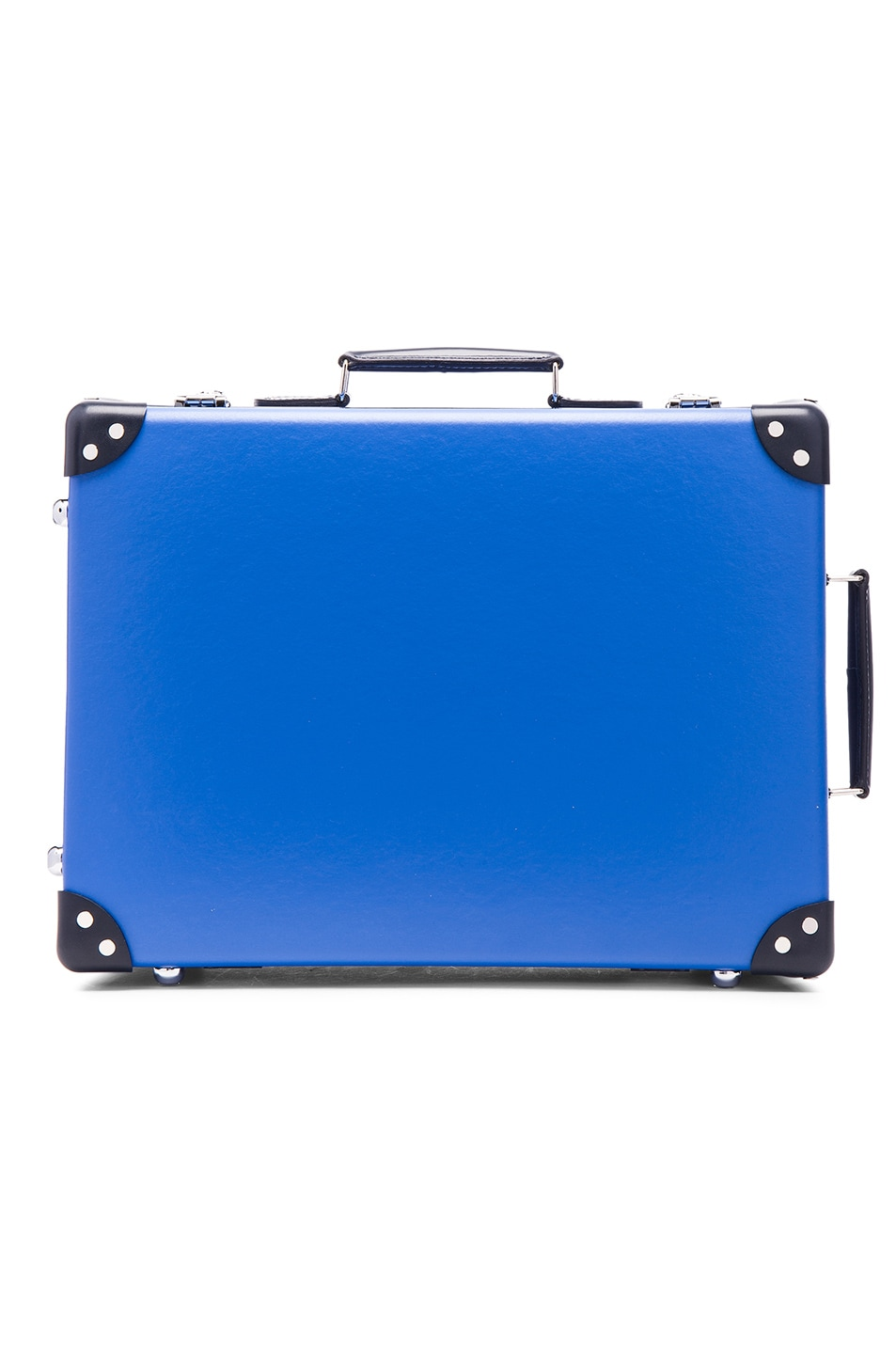 "GLOBE-TROTTER 18"" CRUISE TROLLEY CASE IN BLUE"