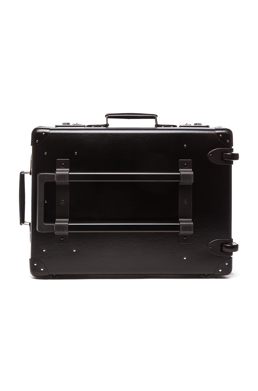 "Image 2 of Globe-Trotter 21"" Original Trolley Case in Black"