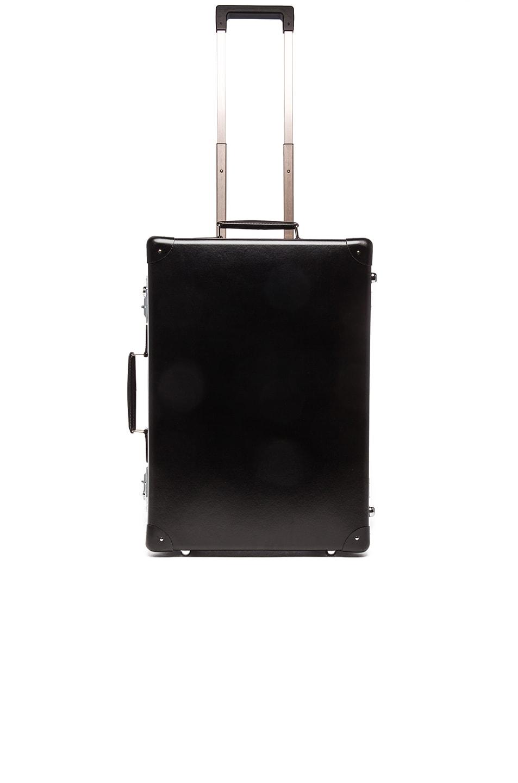 "Image 5 of Globe-Trotter 21"" Original Trolley Case in Black"