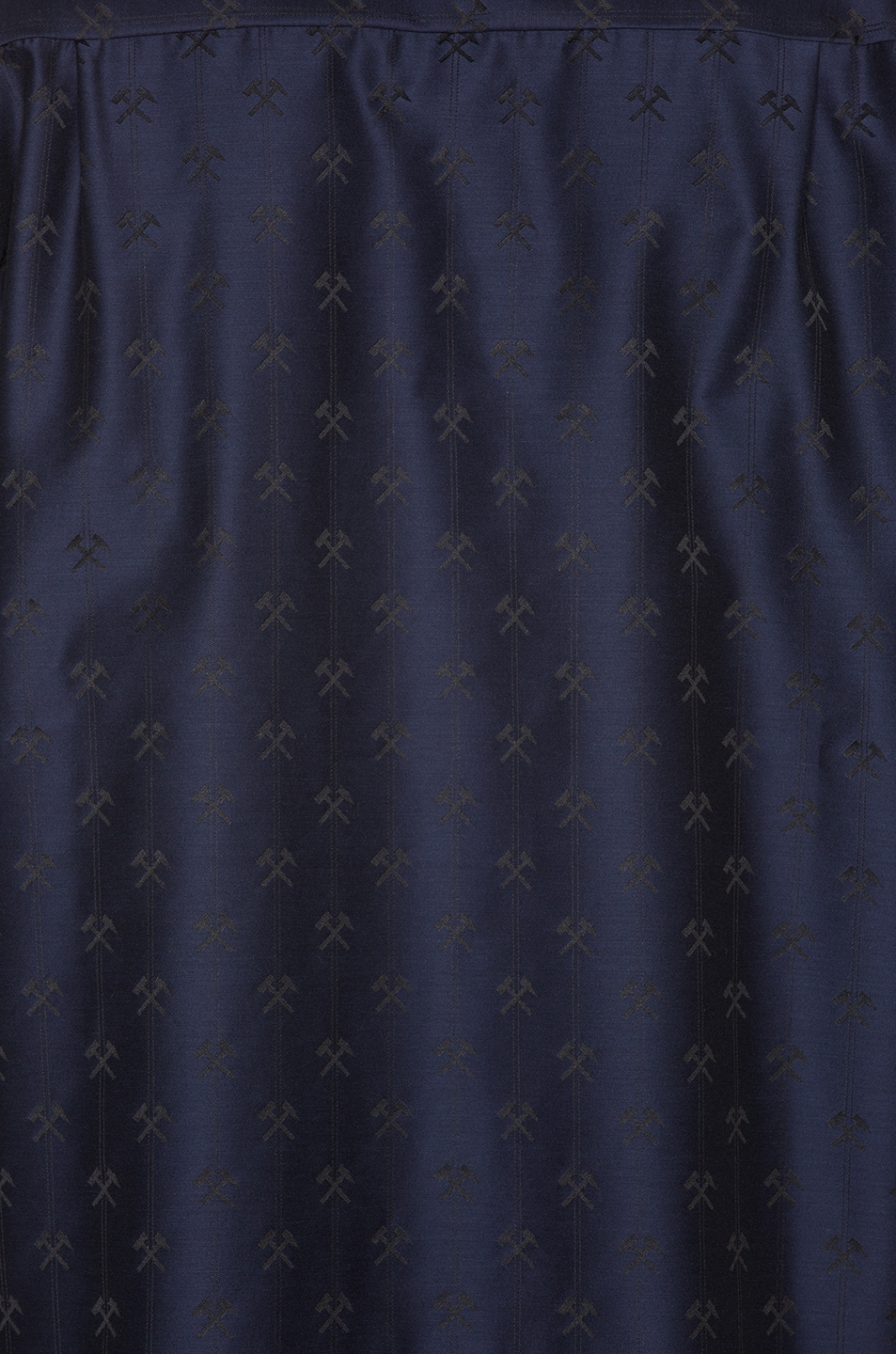 Image 5 of GmbH Talc Jacquard Trouser in Navy