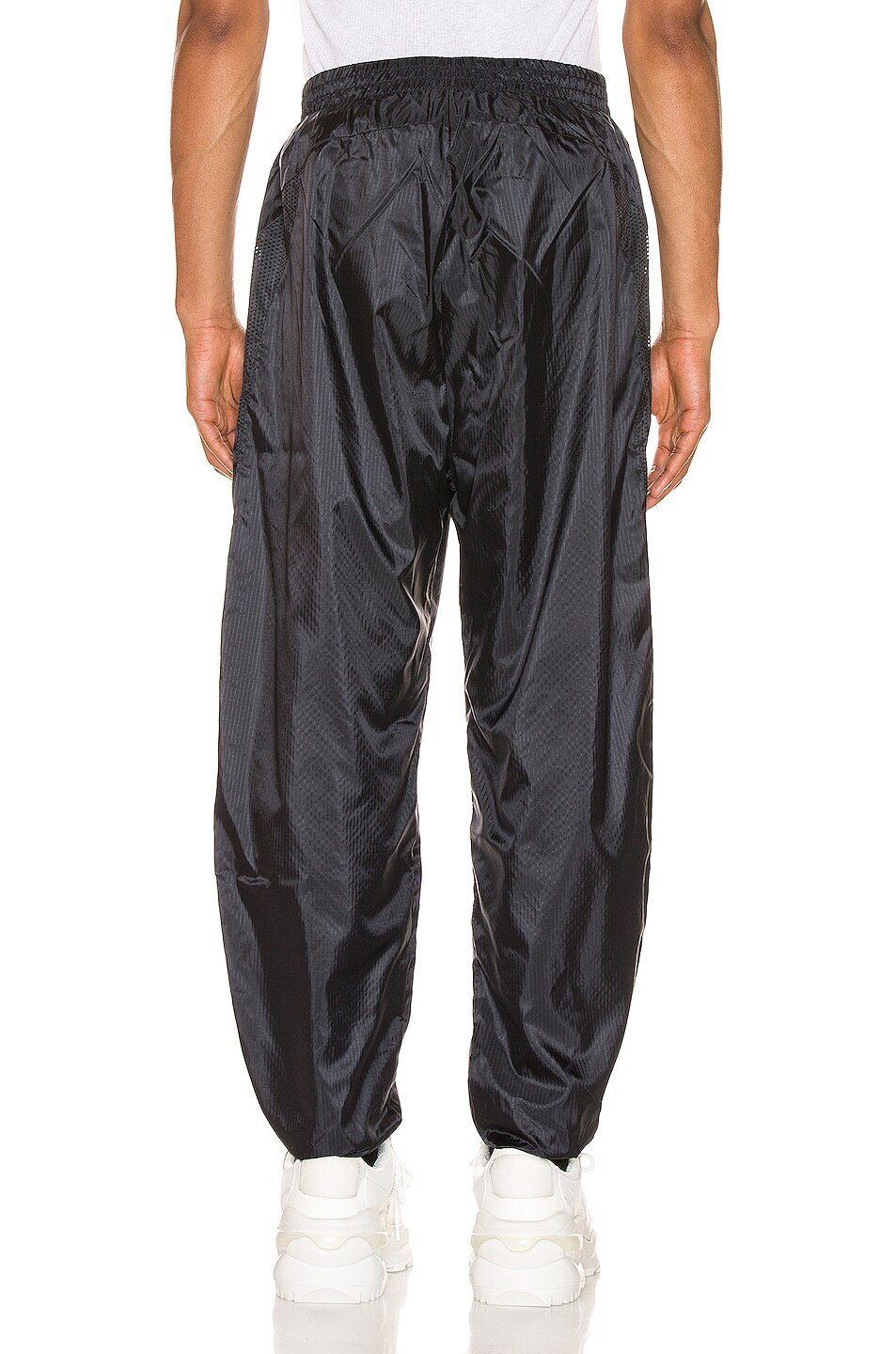 Image 3 of GmbH Shield Logo Jogging Trousers in Black