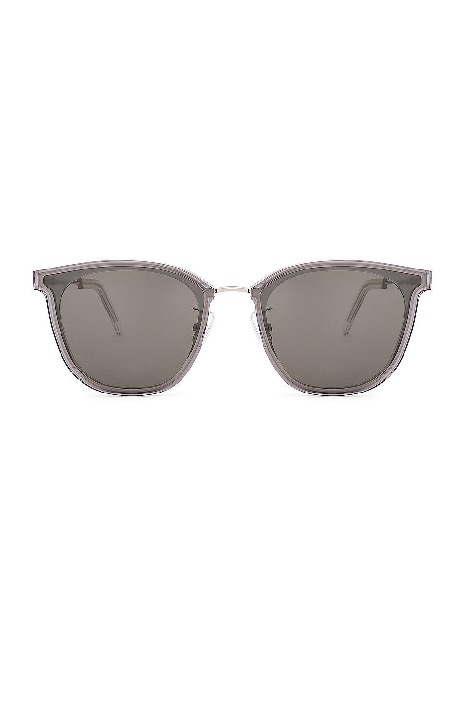 f3be151b56 Image 1 of Gentle Monster Pixx Sunglasses in Grey