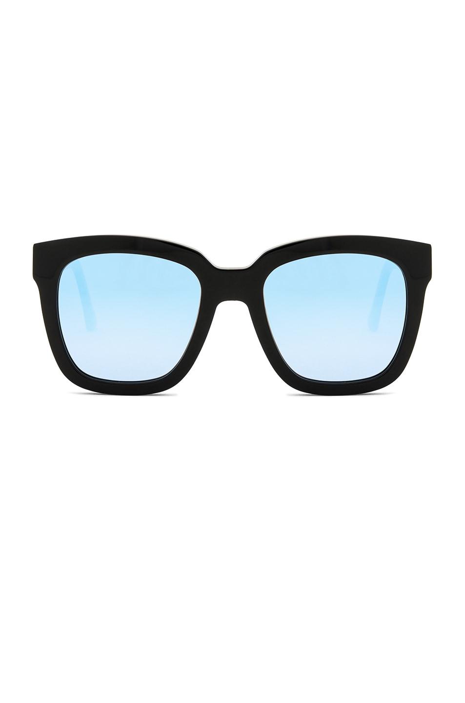 04ef8b11d3 Image 1 of Gentle Monster Dreamer Hoff Sunglasses in Blue Mirror