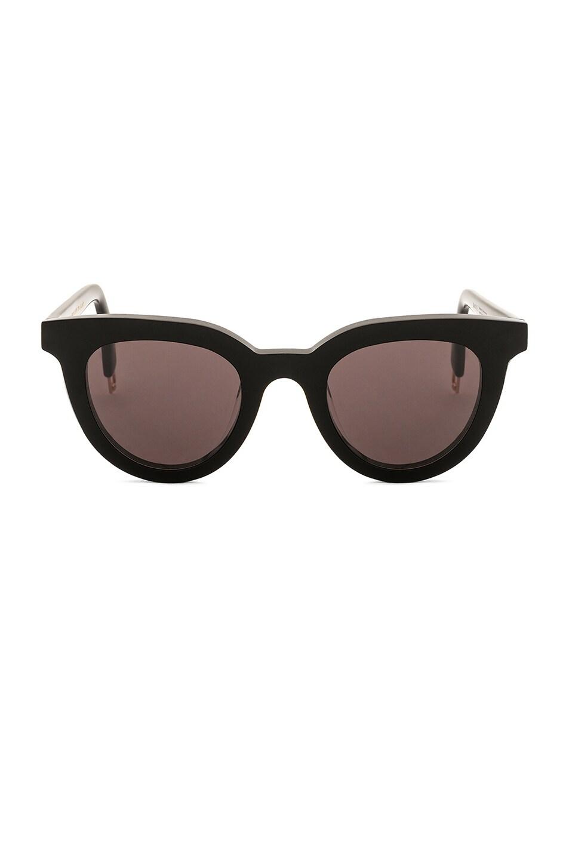 e6eef510c1ba7 GENTLE MONSTER Eye Eye Tilda Swinton Sunglasses In Black