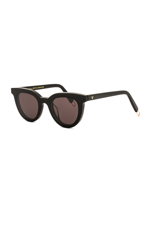 e1ea3a5a31c Image 2 of Gentle Monster Eye Eye Tilda Swinton Sunglasses in Black