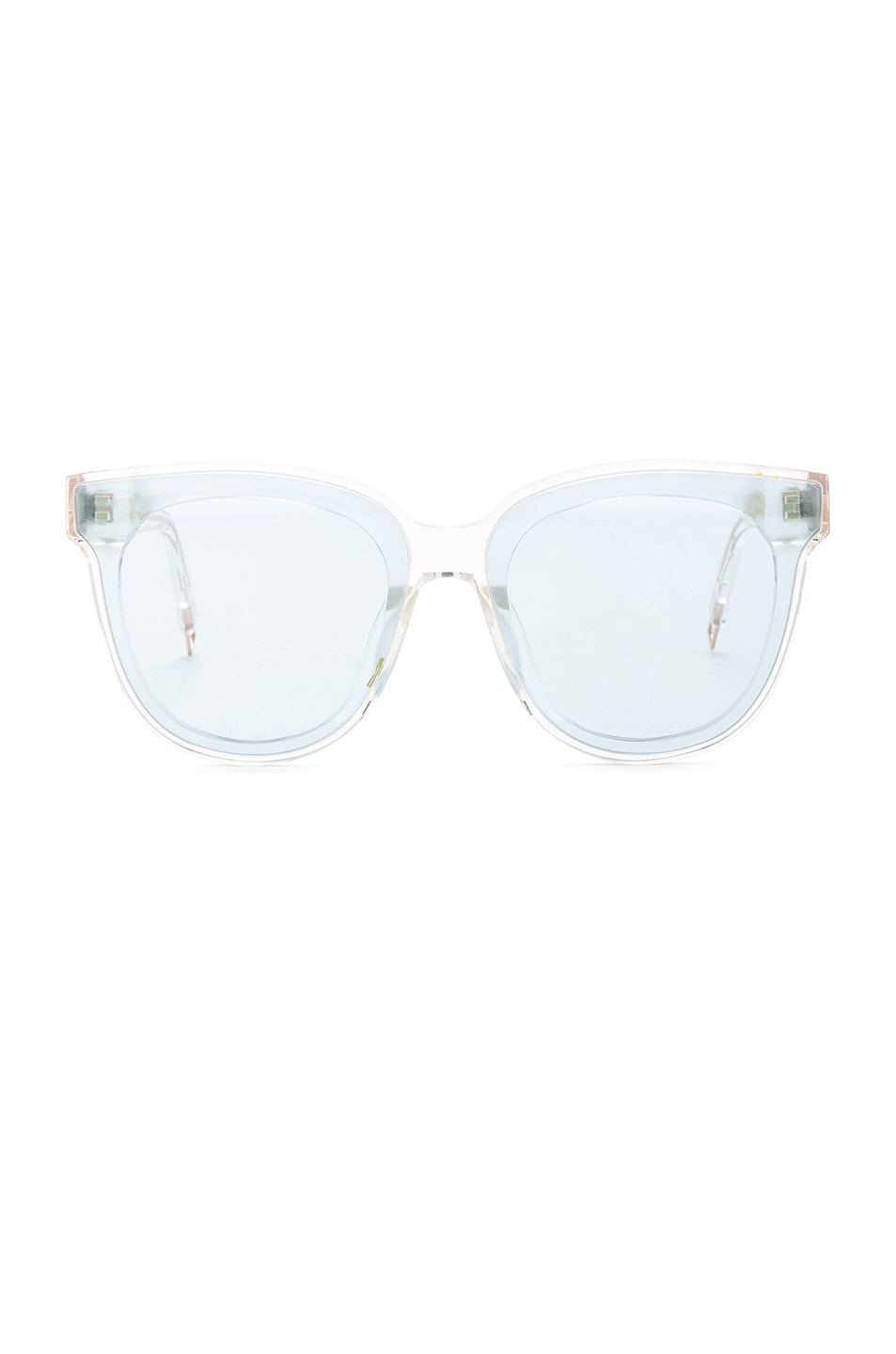 Image 1 of Gentle Monster In Scarlet Sunglasses in Clear Light Blue Acetate & Clear Light Blue