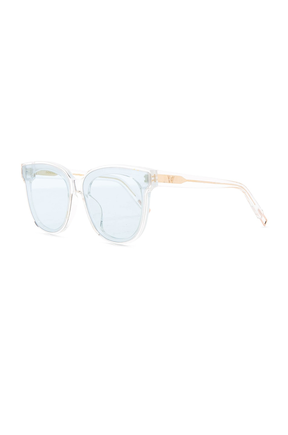 Image 2 of Gentle Monster In Scarlet Sunglasses in Clear Light Blue Acetate & Clear Light Blue