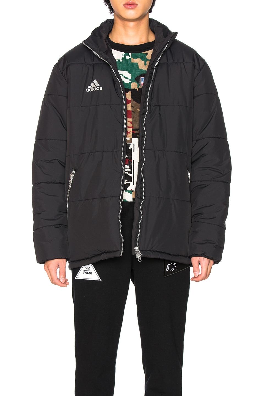Image 1 of Gosha Rubchinskiy x Adidas Padded Jacket in Black