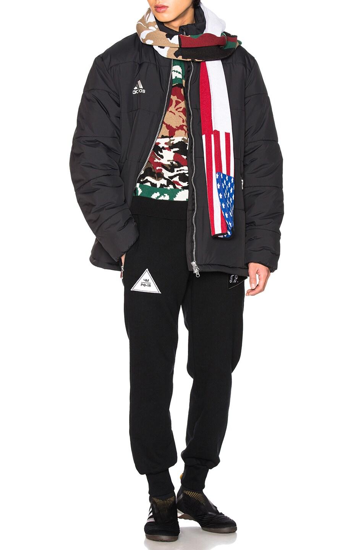 Image 5 of Gosha Rubchinskiy x Adidas Padded Jacket in Black