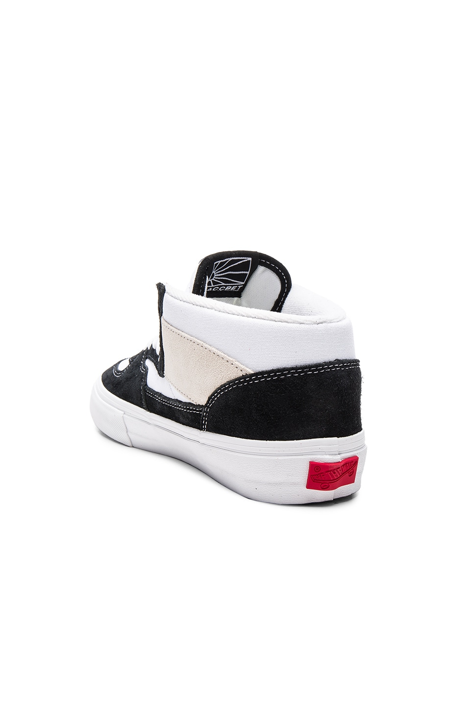 e524671b23100e Image 3 of Gosha Rubchinskiy x Vans Half Cab High Sneakers in Black   White