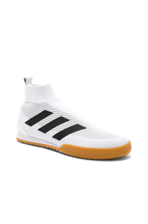 newest d5bda abc8c Image 1 of Gosha Rubchinskiy x adidas Ace 16+ Super Shoes in White