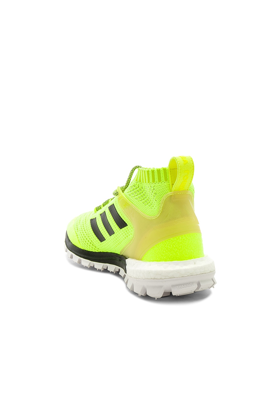 Gosha Rubchinskiy Yellow adidas Originals Edition Copa Mid PK Sneakers