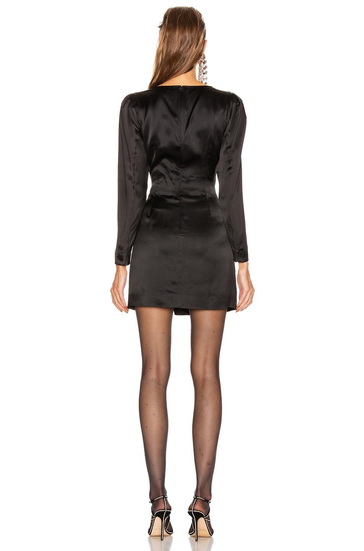 Image 3 of GRLFRND Nik Shirt Dress in Black