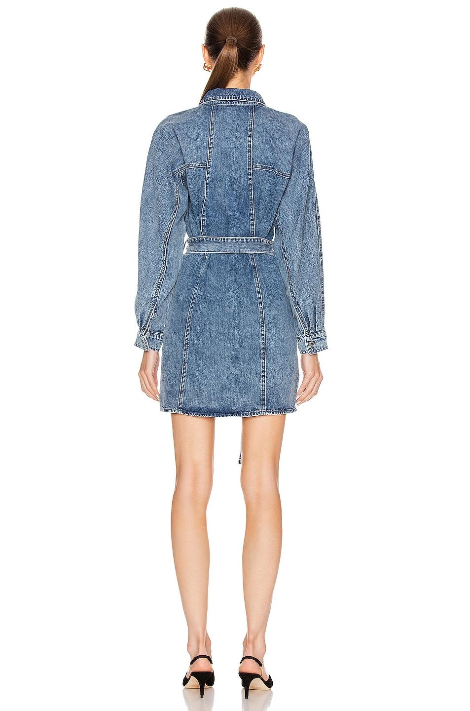 Image 4 of GRLFRND Kiko Studded Shirt Dress in Let You Go