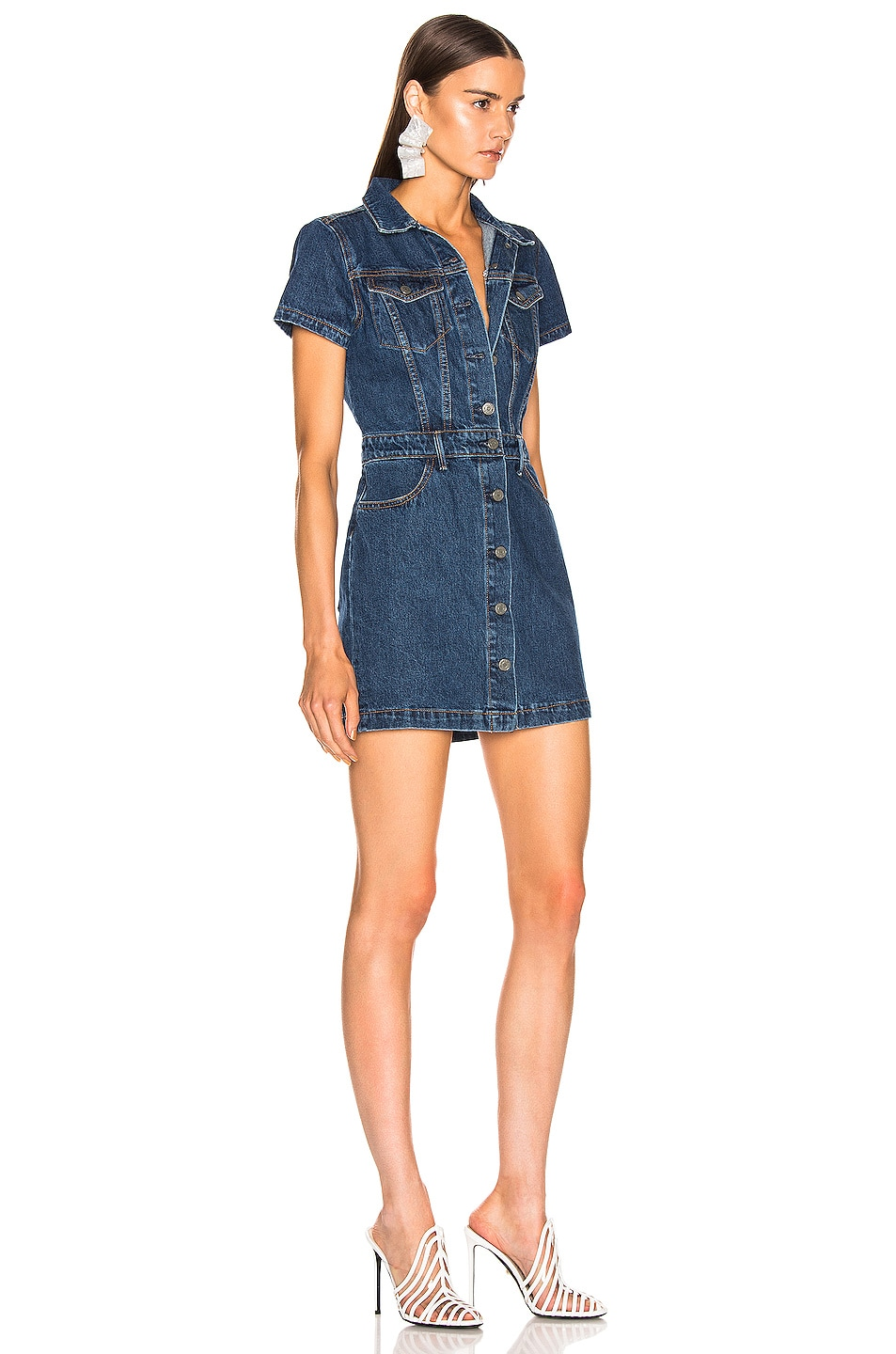 Image 2 of GRLFRND Max Mini Dress in You and Me