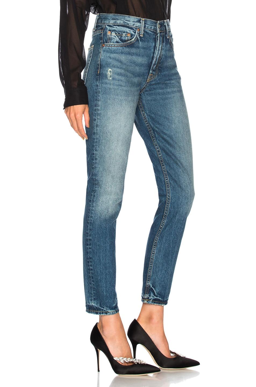 Image 2 of GRLFRND Karolina High Rise Skinny Jean in Close to You