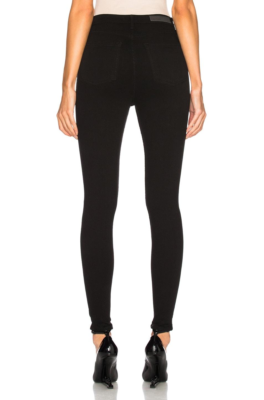 Image 3 of GRLFRND Kendall Super Stretch High Rise Skinny Jean in Black Magic Woman
