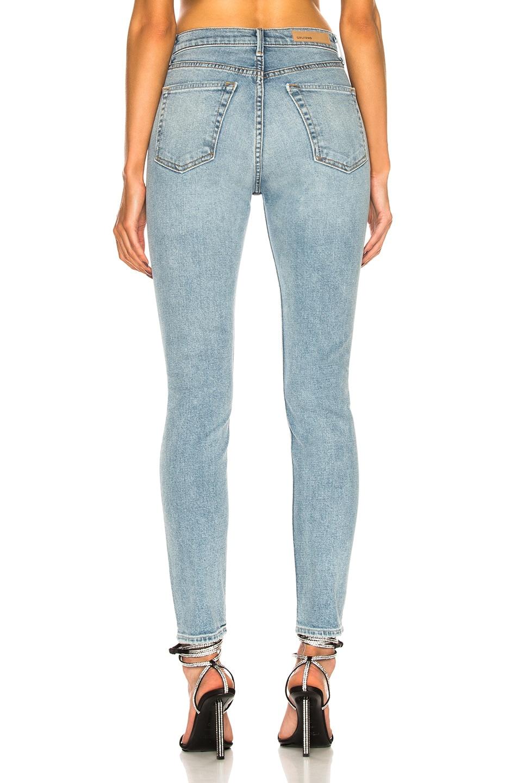 Image 3 of GRLFRND Karolina High-Rise Crop Jean in Go Low