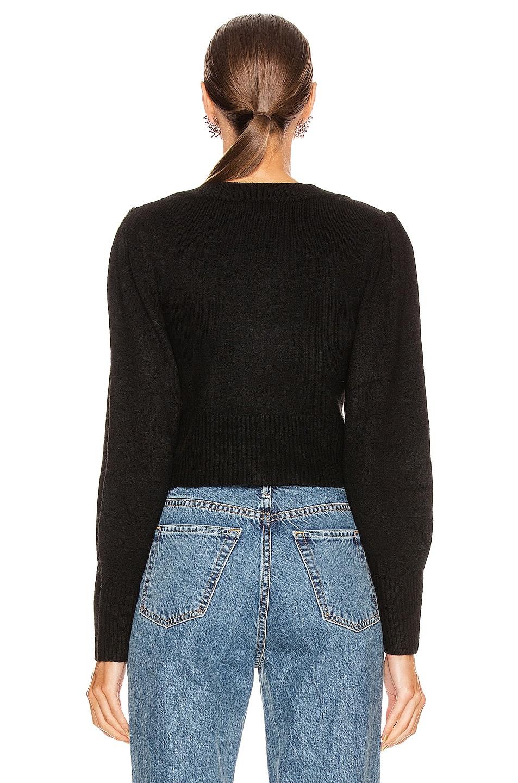 Image 4 of GRLFRND Francine Cardigan in Black