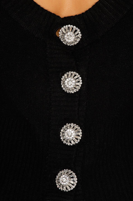 Image 6 of GRLFRND Francine Cardigan in Black